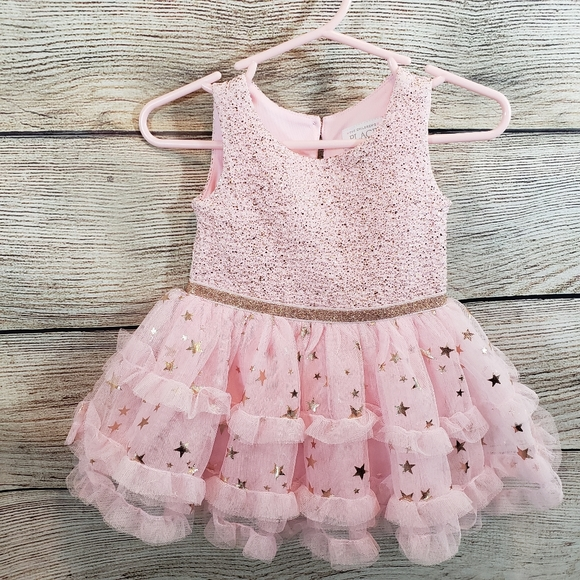 The Childrens Place, Pink Dress, NWOT